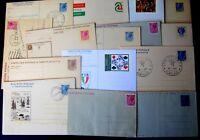 Repubblica - Cartoline Postali  - Lotto da 15  -
