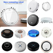Smart Sweeping Robot  Intelligent Rechargeable Auto Wet/Dry Floor Washing Wiping
