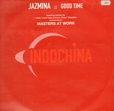JAZMINA - Goodtime (Technique mixte By Masters At Work) - indochine