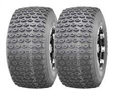 Set 2 Wanda Atv Tires 18X9.5-8 18X9.5X8 4Pr 10324