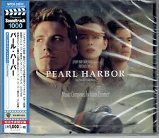 """PEARL HARBOR"" Hans Zimmer OST * SEALED JAPAN CD rare out-of-print"