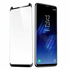 For Samsung Galaxy S8 Plus S9 Plus Tempered Glass Screen Protector Film Curve