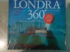 Londra 360°. Ediz. Italiana E Inglese - Priuli & Verlucca Editore Illustrato