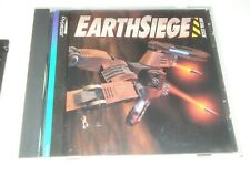 METALTECH: EARTHSIEGE PC DYNAMIX MS DOS CD 1994 GAME FREE POSTAGE