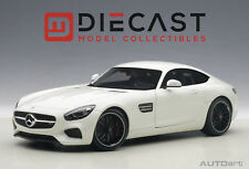 AUTOART 76311 MERCEDES-AMG GT S (DESIGNO DIAMOND WHITE BRIGHT) 1:18 SCALE