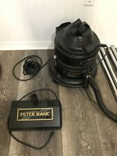 Filter Magic Water Matic High End Vacuum Cleaner + Powerhead Free S&H