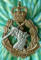 Royal Army Dental Corps Cap Badge QC Ex Dentibus Ensis Badge QC Original