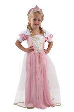 Childrens rosa princesa de cuento de Hadas Fancy Dress Costume Niños Niñas 2-3 años