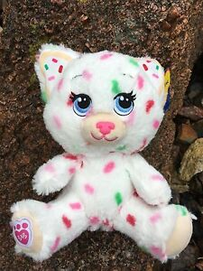 """Build a Bear Small Size 8"""" Cookie Kitty Plush Toy - New"""