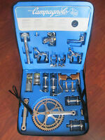 RARE NOS COLLECTABLE VINTAGE CAMPAGNOLO 50th ANNIVERSARY GRUPPO GROUPSET