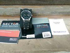 SECTOR 700 Series Watch Swiss ETA 2824-2 Auto Date 200m 660ft Stainless Sapphire