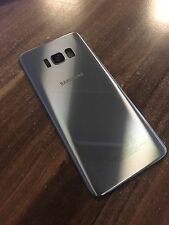 Original Samsung Galaxy S8 G950F Backcover Akkudeckel Deckel Cover Silber Silver