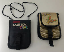 Nintendo Game Boy Carrying Case Game Boy Color Pokemon