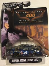 Hot Wheels 2004 Batman Begins 400 Mark Martin #6,Nascar,New!,NM!,HTF!