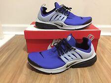 Nike Air Presto Men's Shoes Persian Violet/Black/Neutral Grey/White 305919-501 L