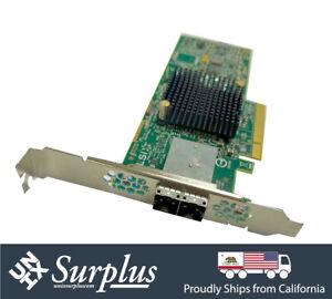 LSI 9300-8e PCI-E 12GB/s External HBA Controller w/ QTY 2x SFF-8644 Cables KIT