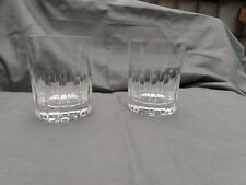 New listing Baccarat Whisky Lowball Glasses