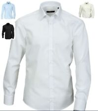 Venti, junges Cityhemd, tailliert, Slim Fit ,1/1 Arm, 100% Cotton, Bügelfrei