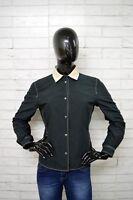 Giacca FAY Donna Taglia Size M Jacket Woman Giubbotto Blu Jacket PARI AL NUOVO
