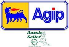 Agip   sticker 180 x 80  BUY 2 & Get 3