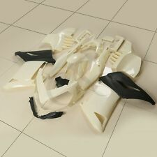 Unpainted Injection Fairing Bodywork Fit For Kawasaki Concours 14 ZG1400 08-09