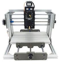 3 Axes CNC Router Kit Machine Fraiseuse Bois Metal Gravure+5500mW Laser Engraver