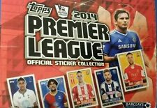 Topps Complete Sticker Albums, Packs & Spares
