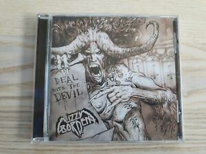 Lizzy Borden Deal with the Devil CD