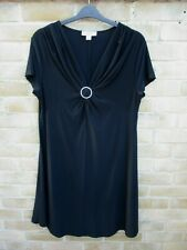 A & R Moden Black Dress Size 20 Petite