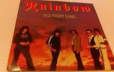 RAINBOW - ALL NIGHT LONG   7 INCH SINGLE