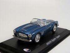 Maserati A6G/54 Spyder Zagato 1955 metallic-blau  Leo Models Neu in OVP 1/43