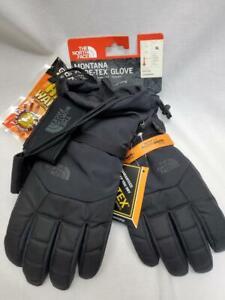 The North Face Men's Montana GORE-TEX Snow Ski Glove TNF Black Size XLarge NEW