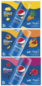Pepsi Blue / Blue Cherry Soft Drink  **Free UK mainland shipping**