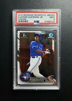 2016 Bowman Chrome Prospects VLADIMIR GUERRERO JR #BCP55 PSA 9 Mint