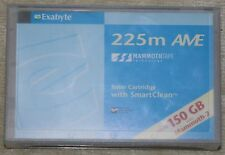 New Sealed Exabyte Mammoth-2 M2 Data CartridgeTape 8mm 225M AME SmartClean