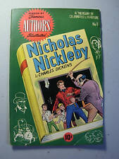 STORIES FAMOUS AUTHORS ILLUSTRATED 9 F- Nicholas Nickle