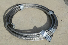 """5/8"""" x 50' roll  of Stainless Steel Cable"""