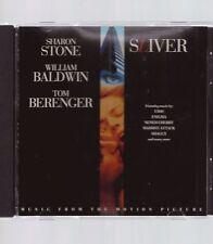 Sliver - Original Soundtrack (CD, Virgin) Enigma, Lords of Acid, Aftershock