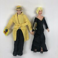 "Dick Tracy Breathless Mahoney Disney Applause 9"" Dolls Madonna Vintage 1990 Nwt"
