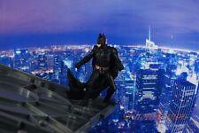 DC Comics Universe Dark Knight Rise Batman Cake Topper Figure Decoration K1223H