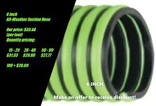 Kanaflex 300 Epdm Green 6 Inch All Weather Suction Hose Per Foot