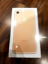 Apple iPhone 7 32GB Gold Unlocked Smartphone New Sealed packed
