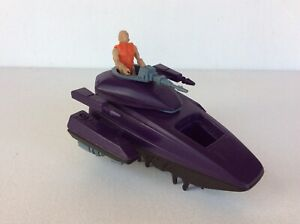AIR RAIDERS WIND SEEKER Vehicle & BATTLE SQUAD Soldier Lot, Hasbro 1987