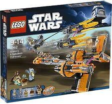 LEGO® Star Wars - Anakin's & Sebulba's Podracers 7962 Episode 1 NEU & OVP