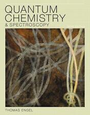FAST SHIP - THOMAS ENGEL 3e Quantum Chemistry and Spectroscopy               FL2