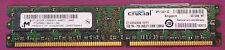 1GB Micras MT16VDDF12864AY-40BF1 Non-ECC 400MHz PC3200 184-P DDR