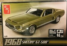 1/25 '68 Ford SHELBY GT-500 ~ AMT by Round 2 models