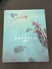 Skyfall 007 James Bond Blu Ray Steelbook Limited Edition Zavvi Mediamarkt W. Neu