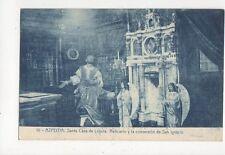 Azpeitia Santa Casa de Loyola Vintage Postcard Spain 310a