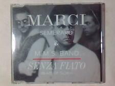 MARCI SEMERARO & M.M.S. BAND Senza fiato cd singolo PR0M0 BON JOVI COME NUOVO